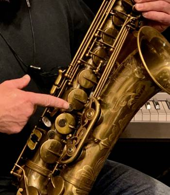 Jazz Saxophone for Beginners